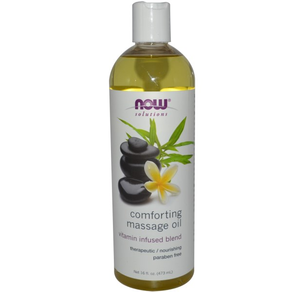 Massageolja 473ml