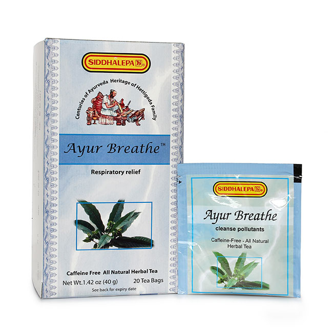 Ayur Breath tea